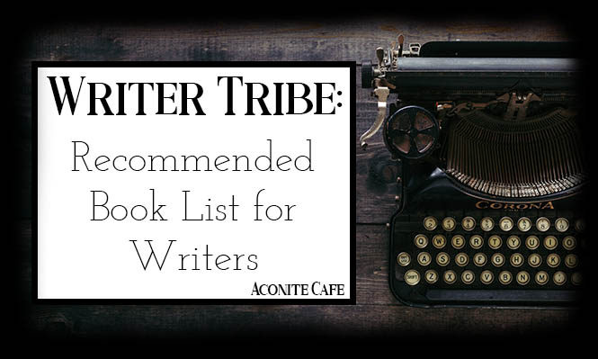 Recommended Book List for Writers