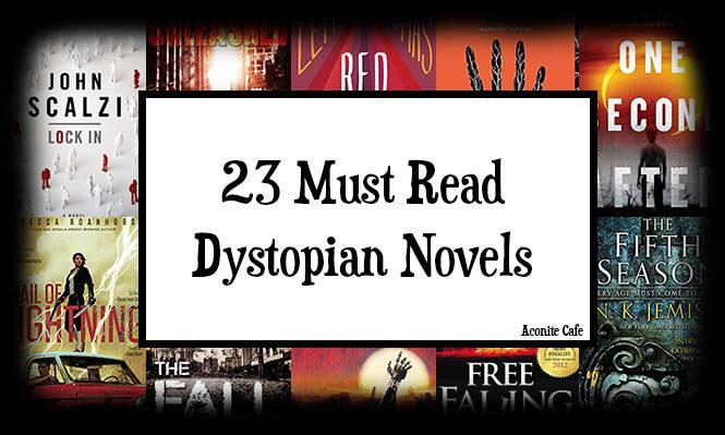 23 Dystopian