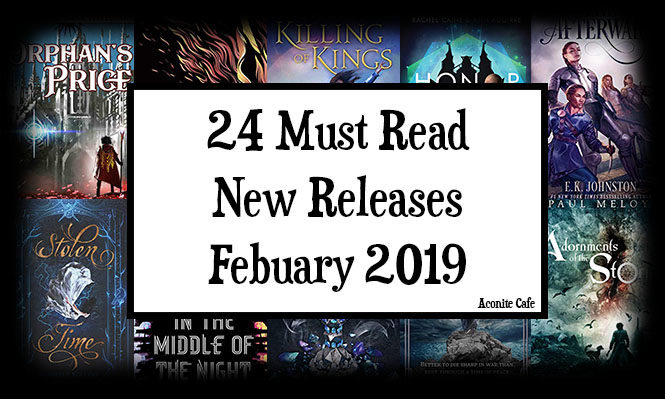 February New Release 2019