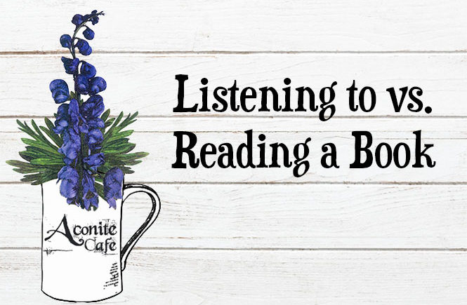 listening vs reading books