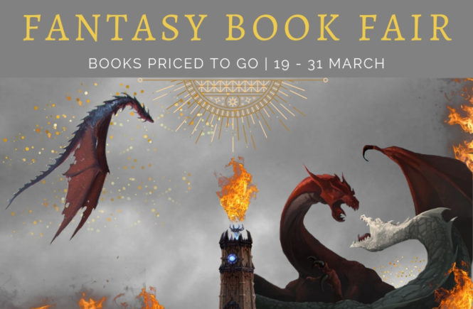 THE TRULY EPIC FANTASY BOOK FAIR FB