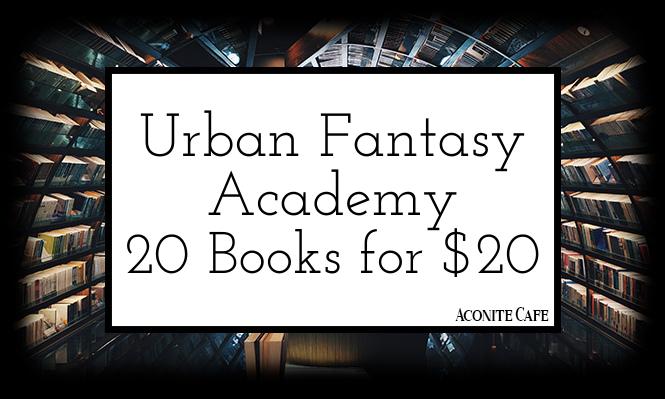 urban fantasy academy books
